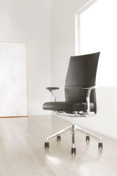 Luxurious Exectuive Highback Chair Task Arms