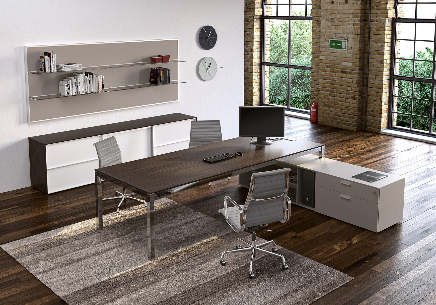 metal-wood-modern-work-desk